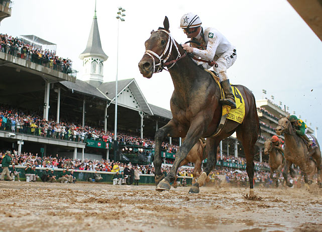 Saturday's Derby win by Calvin Borel was ever-so-sweet for trainer Todd Pletcher.