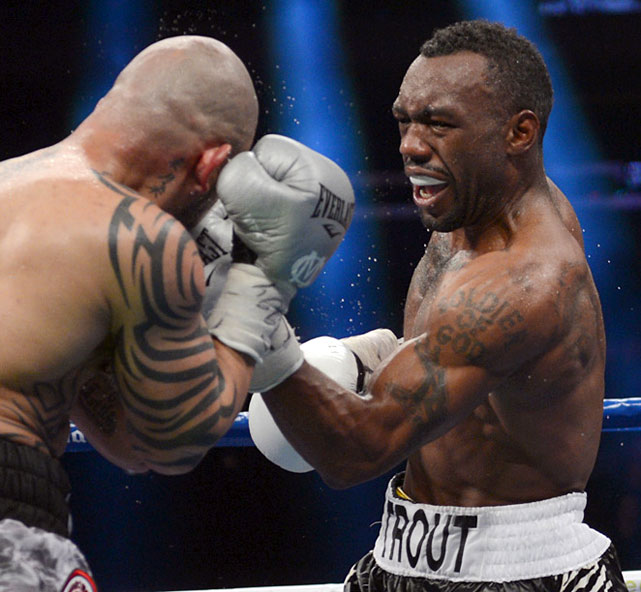 Trout had been unknown to all but hardcore boxing fans, an unbeaten 154-pound beltholder who'd been toiling in obscurity, before a Dec. 1 defense of his WBA title against Miguel Cotto at the Garden. After a convincing points win, he's one of the division's hottest names.