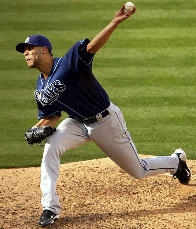 In his first full major league season, the 23-year-old Price went 19-6 with a 2.72 ERA and 188 strikeouts in 208.2 innings. The Rays' left-hander finished second to Felix Hernandez in the AL Cy Young vote.