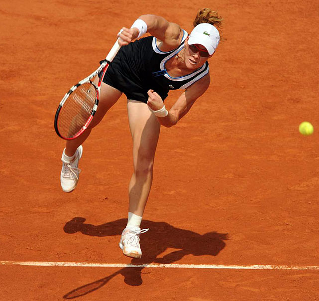 Long considered a doubles specialist, Stosur dramatically improved her singles ranking in 2009 and elevated it among the elite in 2010. She reached a career-ranking of No. 5 in July, not long after she made her first Grand Slam final, at the French Open. The 26-year-old Australian finished the year at No. 6.