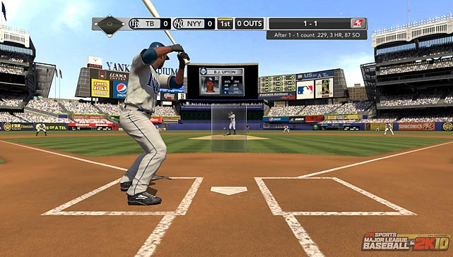 When 2K Sports released MLB 2K10 in March, a $1 million challenge was offered to anyone who could throw a perfect game (27 batters faced with no hits and no walks). The game had to occur in a specific game mode and be taped for verification. While we're sure it was a p.r. move, it turns out plenty of gamers took up the call and one of them finally pulled it off. So hats off to Wade McGilberry, 24, from Semmes, Ala. Congratulations for getting paid to play a game!