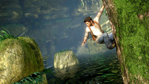 The LA Times is reporting that Sony is moving forward with plans to adapt the popular PlayStation game Uncharted: Drake's Fortune to the big screen. Sony hasn't set a date for the project, but it's surely looking at this as a potentially dynamite franchise on par with the Indiana Jones series. If Sony can pump out a movie as good as the game, then it'll earn a big thumbs-up from us.