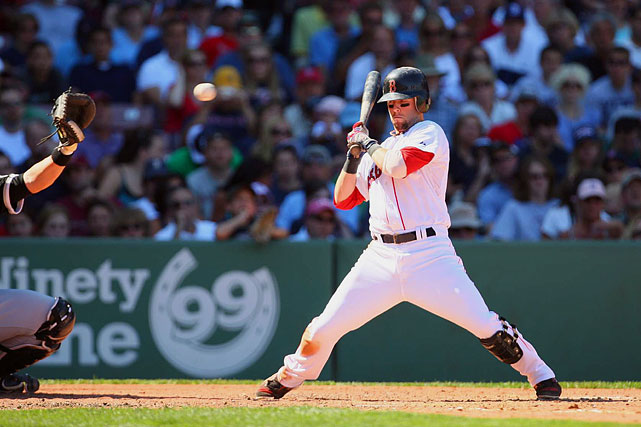 """On Dustin Pedroia: """"I never thought I would walk a jockey. I must be the worst manager in the history of baseball right now, walking a guy that just came from being on the top of Big Brown to beat the White Sox."""" """"The guy right now is on fire. No matter what you throw there, he's going to get it. I can't believe it. You can change professions from one year to another. To go from the Kentucky Derby to the Boston Red Sox ballpark and perform, that's amazing."""""""