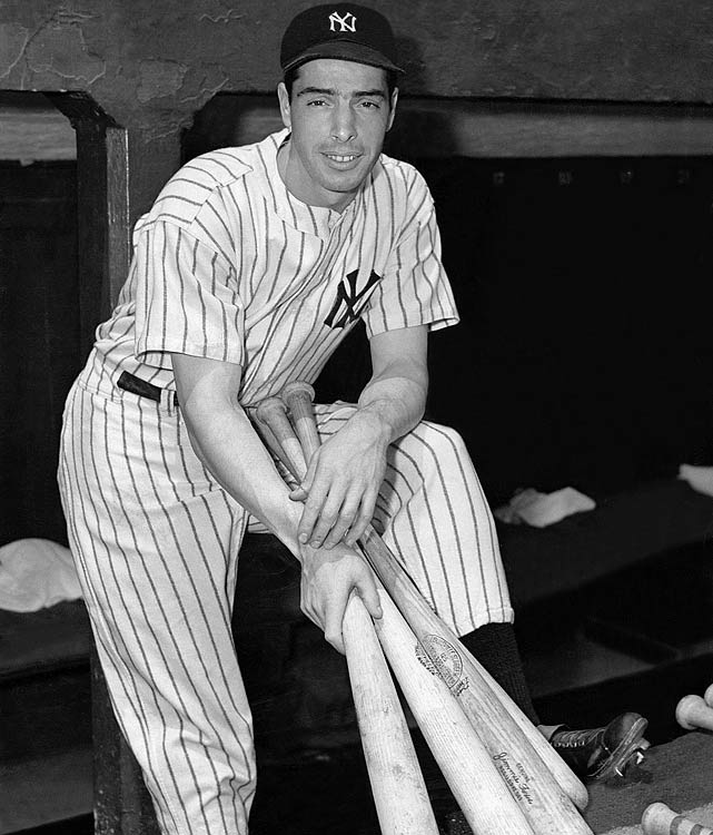 DiMaggio's famous streak has never been seriously challenged. In the nearly 70 years since his magical summer of 1941, only Pete Rose (44 in 1978) has even reached 40 straight games, and other than DiMaggio, no player in history has gotten to 45 in a row.