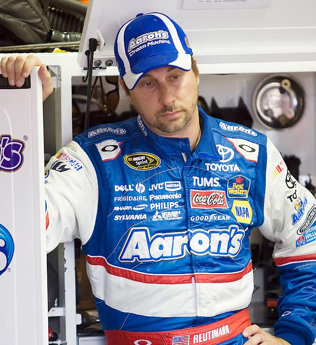 David Reutimann sits on the lower end of the winless spectrum, and his second-place finish at Kentucky on July 9 shows he might not be long for this list.