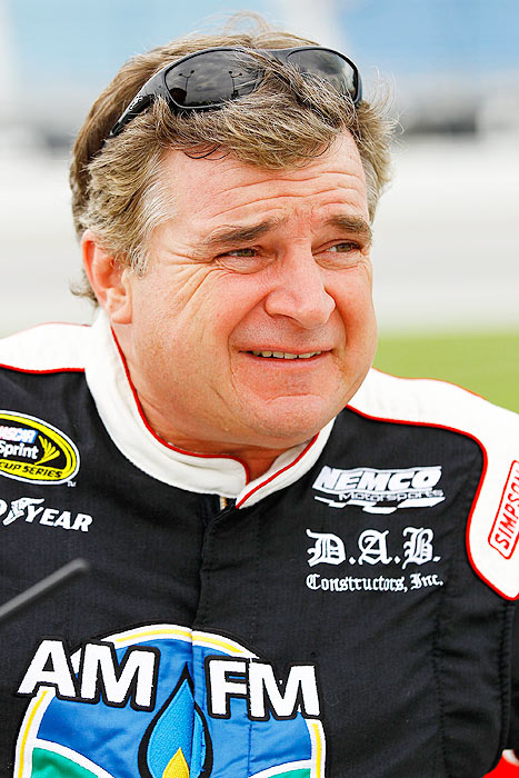 The NEMCO Motorsports owner/driver had some mid-career success before hitting an epic drought. His last win came at the Banquet 400 in Kansas in 2004, and since then, he's notched only two top-fives.