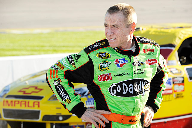 Mark Martin is another veteran of the winless streak. The Hendrick Motorsports driver endured an 88-race winless streak from 2006-`09, and he's currently riding a 64-race streak dating back to September 2009.