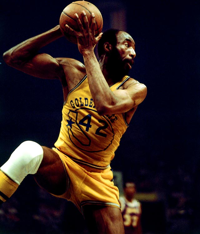 Thurmond made the Finals twice but had the misfortune of meeting Bill Russell's Celtics and Wilt Chamberlain's 76ers in those series. The Warriors traded the rebounding and defensive ace the year before they won the 1975 title.