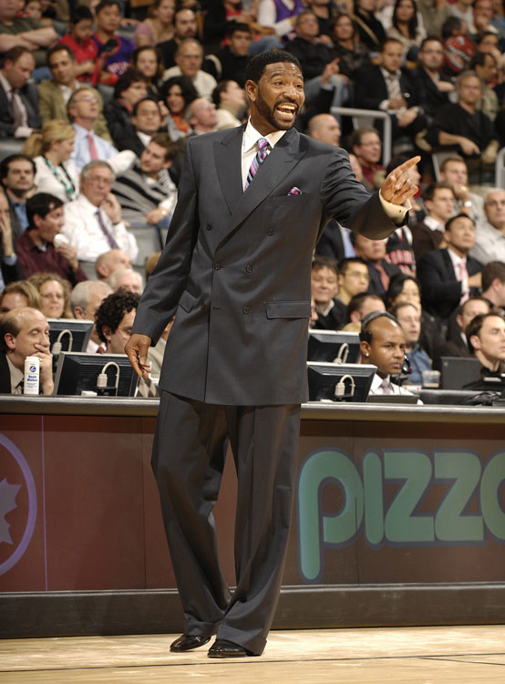 The former player was named the 2007 Coach of the Year after leading the Raptors to their first division title in franchise history and first playoff appearance in five years that season. After four years at the helm, Mitchell became the team's longest-tenured coach before being fired in December 2008. Now, he's on the Sixers' radar, but according to Ian Thomsen, a good fit for Mitchell could be the Nets.