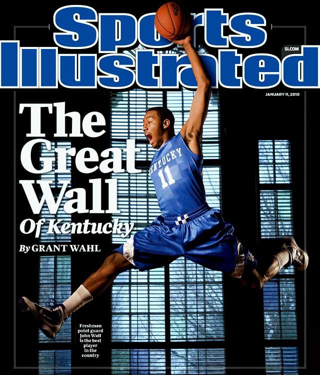 Kentucky -- Freshman  19 years old  6-4, 195 pounds    Supremely athletic point guard with size, vision, intensity and major upside.