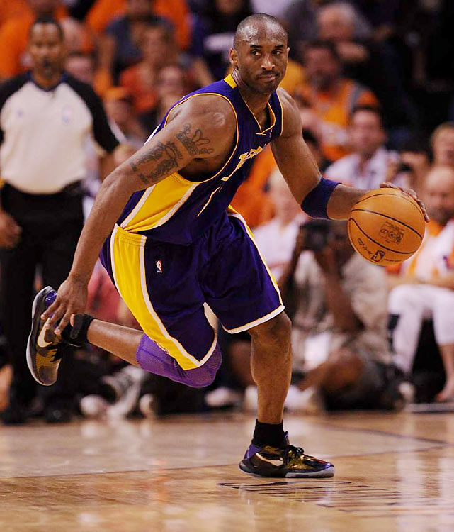 No Sun was able to contain Kobe Bryant, who racked up 38 points and 10 assists in the loss.