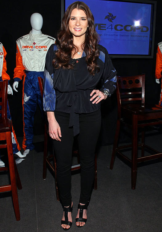 "Danica Patrick.  IndyCar driver. NASCAR driver.  Fashion designer?  Perhaps. Apparently, Patrick has had an interest in fashion before she was old enough to drive and has recently designed some of her own clothes.  But don't worry. Patrick still has a few races left in her.  ""I would like to get in a little deeper into that as my career goes on for an after-career, career,"" she said."