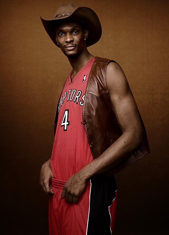 "When players enter free agency, they usually look to their advisors, teammates and family for advice.  But not Chris Bosh. He took to twitterverse, where he asked his tweeps this question: ""Been wanting to ask.  Where should I go next season and why?""  The Toronto forward, perhaps recognizing the tone of the question, posted this 38 minutes later: ""OK...Let me rephrase the question. Should I stay or should I go?"""