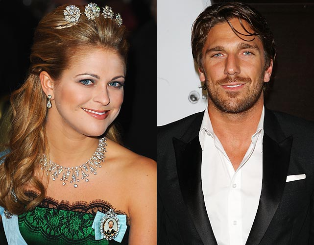 What's the best way to rebound from a called-off engagement?  Head to New York.  And that's just what Sweedish Princess Madeleine did after she discovered her fiancé, Jonas Bergstrom, cheated on her.  Why the draw to the Big Apple?  Turns out, Madeleine is friends with star goaltender Henrik Lundqvist.