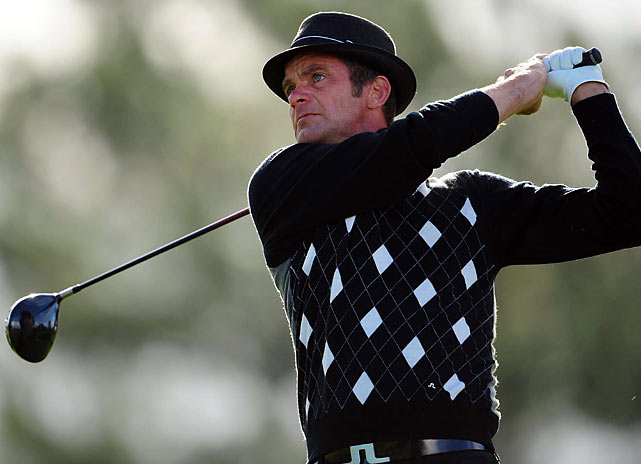 """""""Tiger is not welcome here any longer.""""     Jesper Parnevik on inviting Tiger Woods to his home"""