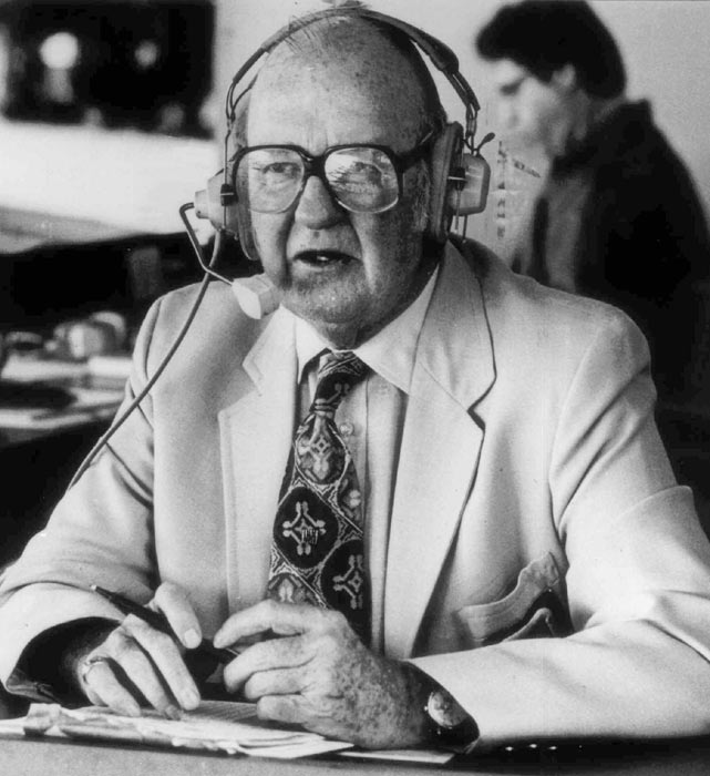 Brickhouse covered a variety of sports during his broadcast career, including college football and even pro wrestling, but most famously was a TV announcer with WGN for the White Sox and Cubs. Brickhouse was also on the call for Willie Mays' famous spectacular catch in Game 1 of the 1954 World Series at the Polo Grounds.