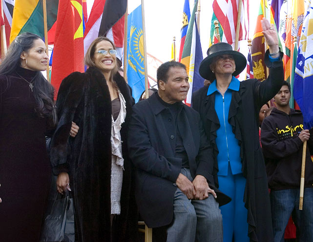 Ali was on hand in November 2005 for the official opening of the $80 million Muhammad Ali Center, a six-story museum that serves as a tribute to Ali's career, his ideals and his legacy. The facility is located in Ali's hometown of Louisville, Ky.