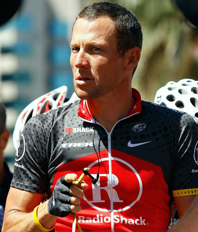The seven-time Tour champion has struggled through a shaky start to his 2010 season, having been forced to withdraw from two races due to stomach ailments as well as the Tour of California after crashing midway through the race. On top of that, he has been dogged by doping accusations from former cyclist Floyd Landis. Still, Armstrong, who finished third in last year's race, remains one of the heavy favorites in his quest to win an eighth championship.