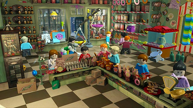 LEGO game versions of key Warner Bros movie franchises have been steadily flowing for years, so it was inevitable that the Harry Potter franchise would join the fray. LEGO Harry Potter allows all the muggles out there to experience most of the key events in Harry's first four years at Hogwarts, either as a single player or cooperatively (170 playable characters include the usual suspects like Ron and Hermione, plus exciting fringe options like Hagrid's boarhound, Fang). In attempting to capture the complexities of J.K. Rowling's Harry Potter universe, the game arms players will a handful of magic spells which they must use to solve puzzles and unlock access to other story missions. There's definitely a learning curve, as you have to use the spells in the correct order and under the correct conditions to keep moving. The graphics, sounds and LEGO cuteness all work well together. Potter fans are sure to be pleased with this one.  Score: 8.5/10