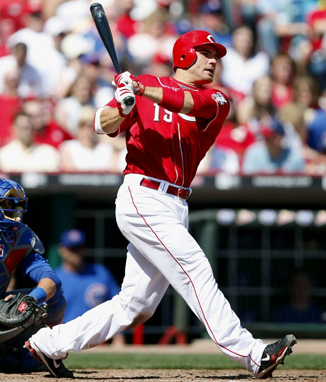 Baseball's best surprise team of the year is Cincinnati, which is in a dogfight with St. Louis atop the NL Central. Thanks to Cincy's great play, the baseball world has been introduced to Joey Votto, who was hitting .308 with 11 home runs and six steals as of June 9.