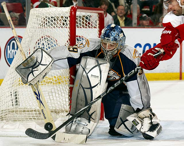 Signed with Tampa Bay Lightning (2 years, $3 million)  Traded to Montreal in the Sergei Kostitsyn deal, Ellis if signed will provide a solid, gritty backup to Carey Price.   2009-10 stats (Nashville):   31 GP  15 W  13 L  1 OTL  2.69 GAA  .909 SV%