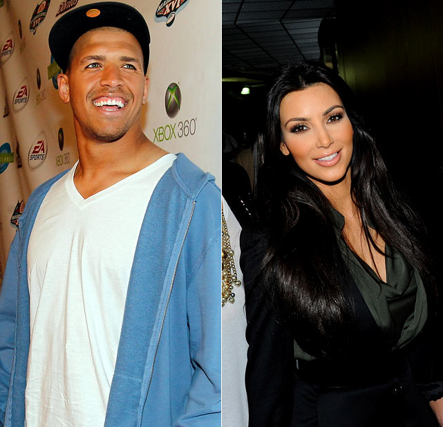 Looks like Reggie Bush won't be getting back with Kim Kardashian any time soon.  Kardashian has moved on and is said to be dating Dallas Cowboys wide receiver Miles Austin.  Let's see if she can help bring a championship to the Lone Star State.