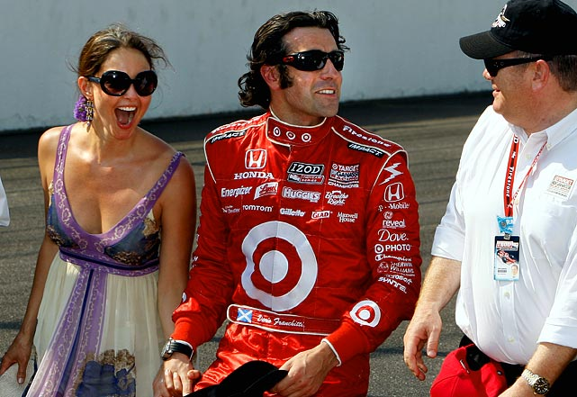 """After winning the Indy 500...   """"From Lap 1 to Lap 200, I drove as hard as I could drive. Today, my car was perfect."""""""
