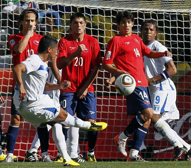 With a loss in their opener, Ramon Nunez and Honduras are still searching for the first World Cup victory in the country's history.