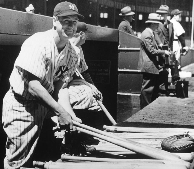 Lou Gehrig is forced to quit baseball due to illness.