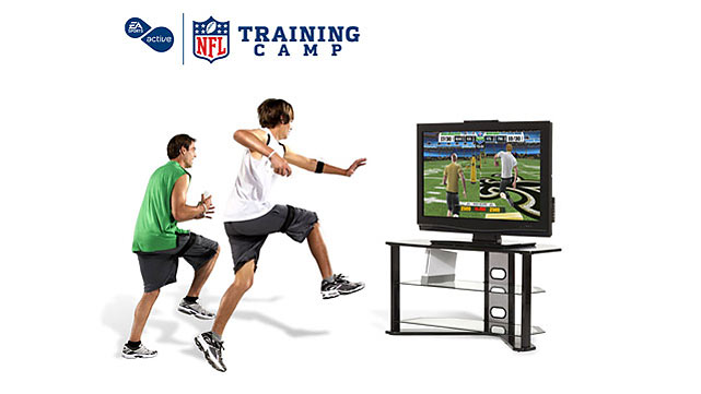 Want to workout like an NFL pro? EA has announced a new title for EA Active series, NFL Training Camp. The game, developed in conjunction with NFL strength and conditioning coaches, will feature over 70 drills and challenges. One mode will include an NFL Combine 60-day Challenge with multiplayer capabilities.  For folks not inclined to exercise, we recommend you start planning your holdout now. The game is scheduled for an August 10 release on the Wii.