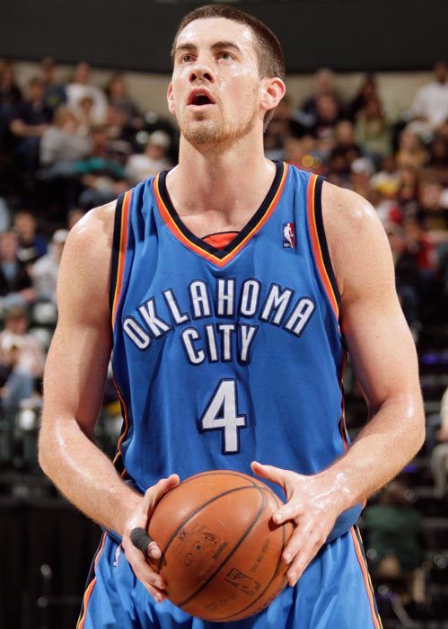 DECISION 11' has officially begun!!! 365 days until Nick Collison announces his free agent decision in a one hour special live on PBS!!!   -Twitter