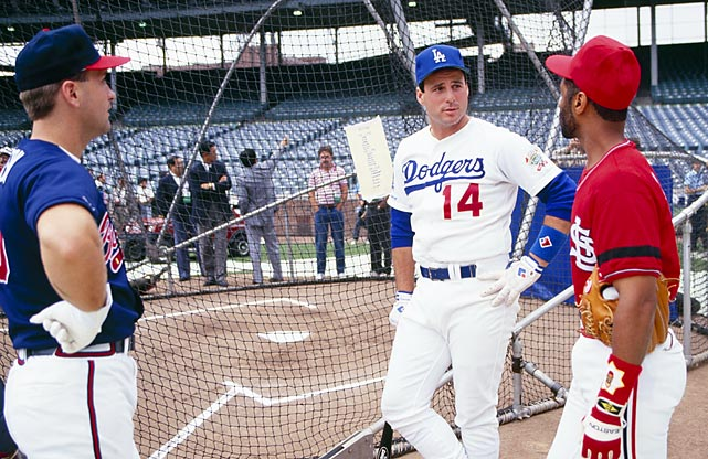 Scenes from the 1990 MLB All-Star Game   SI com
