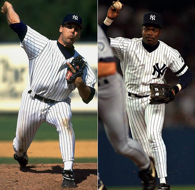 Closer John Wetteland arrives from Montreal in a trade for minor league outfielder Fernando Seguignol, a player to be named and some cash while veteran shortstop Tony Fernandez is signed to a two-year deal worth $3 million.