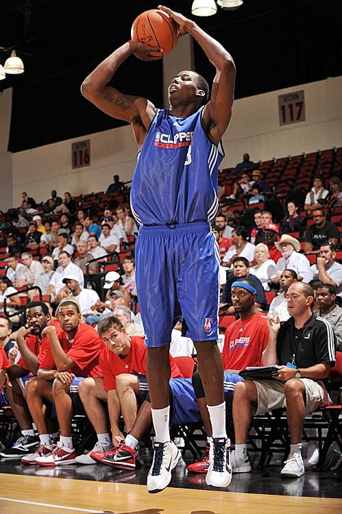The Clippers lost four of five in Vegas and forward Al-Farouq Aminu (eighth pick) shot only 29.3 percent from the field in getting his 14.8 points.