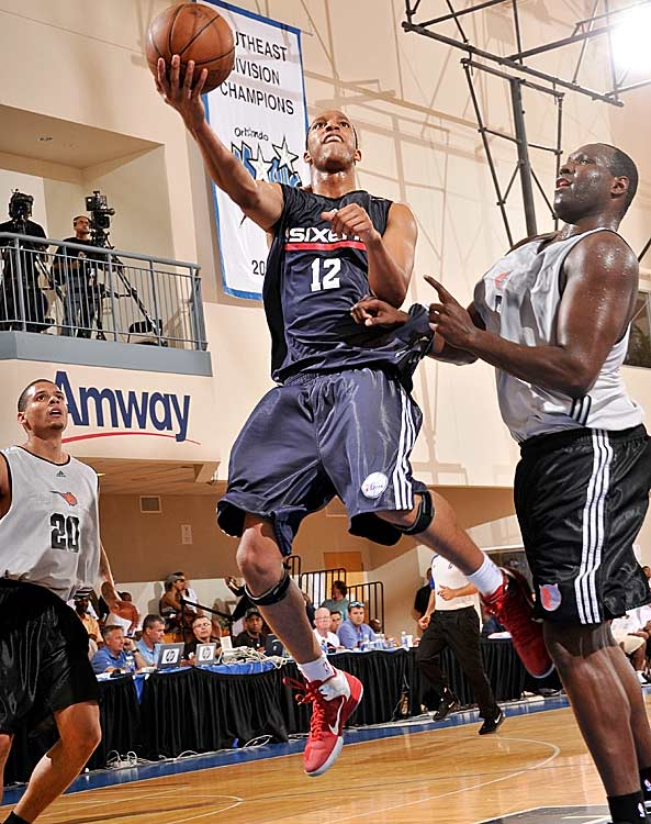 """The No. 2 pick in the draft averaged only 9.4 points on 33.3 percent shooting and recorded more turnovers than assists at the Orlando Summer League. """"Horrible,"""" Turner told the  Philadelphia Inquirer  in describing his play. """"It's not what I expected of myself. I'm not proud of the way I've played. But I'm glad for the experience."""""""