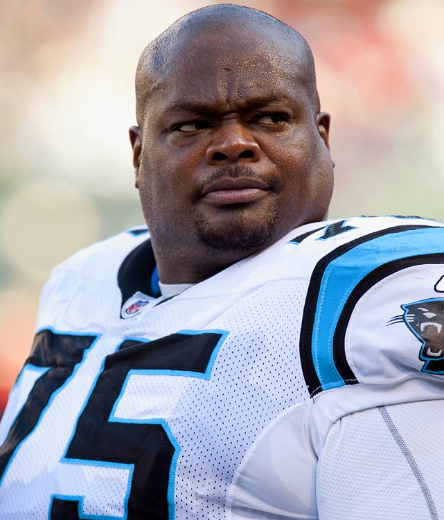Thomas has been suspended for eight games following a second positive test for a banned substance, and the free agent DT has indicated he will sign with the fledgling UFL. Thomas, 36, played for the Eagles (1996-2005), Saints (2006-08), Rams (2009) and Panthers (2009).  Send comments to siwriters@simail.com.