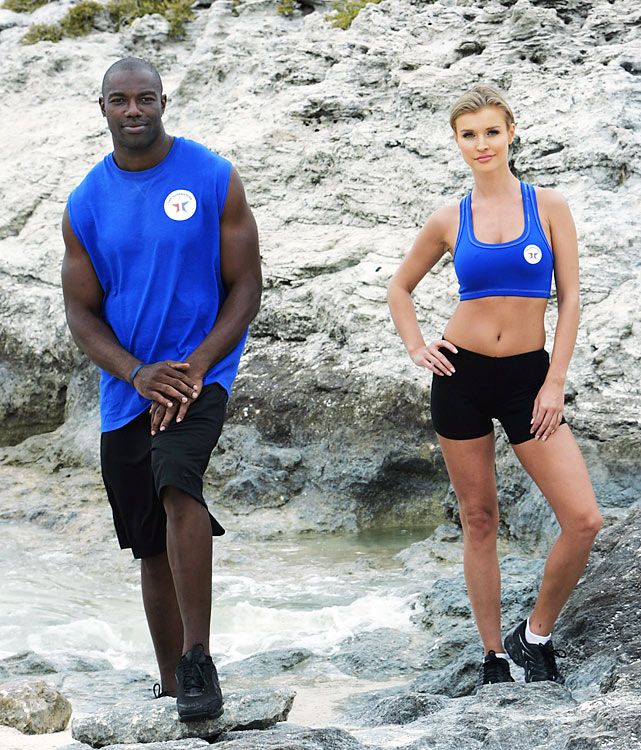 "Owens was paired with supermodel Joanna Krupa on the reality show ""The Superstars."" After one ouster from the show, a return and a subsequent departure from Owens, Krupa slammed him for being a bad teammate. Surprise, surprise."