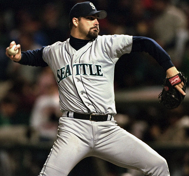 Andy Benes was a pedestrian 4-7 with the Padres before being shipped off to Seattle where he went 7-2 the rest of the regular season. His efforts helped carry the Mariners into the playoffs that season before he bolted for St. Louis in the offseason.