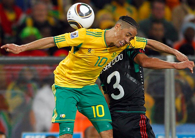 Bafana Bafana were relying on their captain and key playmaker Pienaar to carry the team at the World Cup. However, Pienaar appeared heavy-legged and tired throughout and just a shadow of the form he displayed at Everton.