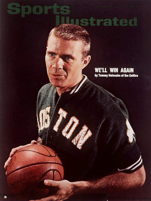 "Like almost every member of  The Jersey Shore  cast, Heinsohn has numerous memorable quotables as the Celtics' color commentator. Whether he's giving away ""Tommy Points"" for hustle or accosting referees for any anti-Boston call, the Jersey City native has made a name for himself behind the mic. He also was quite a player, winning eight titles and earning his way onto six All-Star teams with the Celtics."
