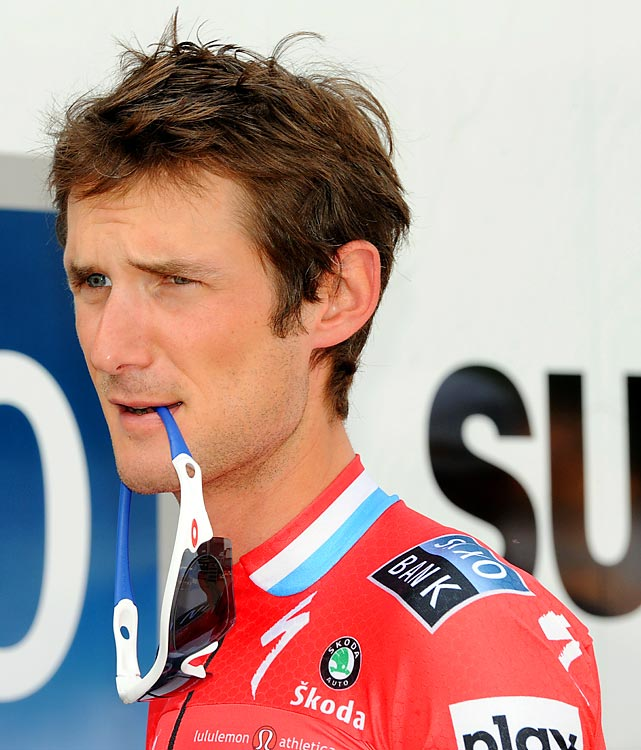 Andy Schleck's chances of winning the 2010 Tour might have taken their biggest hit in the third stage, when older brother and key teammate Frank crashed on the cobble-stoned third stage and broke his collarbone. Frank, who finished fifth in the previous two Tours, could not aid Andy through the mountains or go for glory himself. Rumor has it that the Schlecks may create a new Luxembourg-based team for 2011, possibly making the brothers even more dangerous.