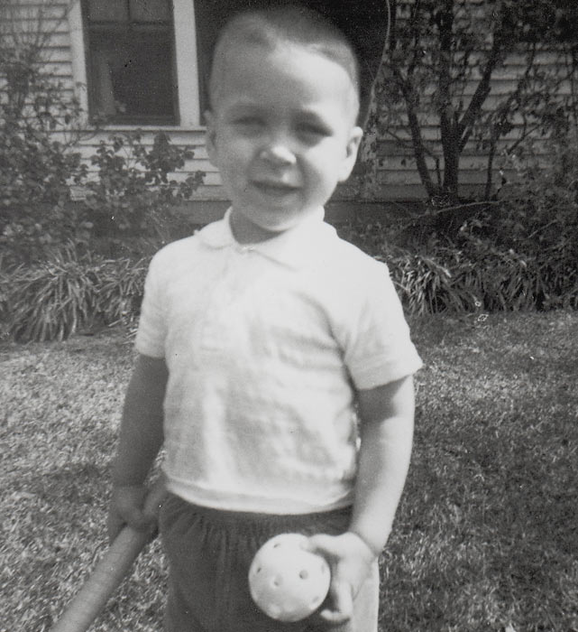 Cal Ripken Jr. turned 50 on Tuesday. The Hall of Fame shortstop played his entire 20-year career in Baltimore and famously holds the record for most consecutive games played (2,632). Here are some rare photos of the Orioles legend.   Ripken, 3, holds a wiffle ball and bat in his hometown of Aberdeen, Maryland.