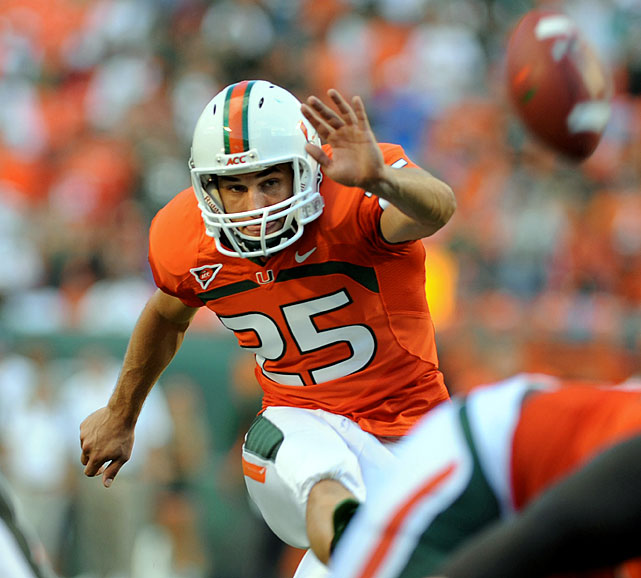 Bosher made All-ACC squads as both a kicker and a punter in 2009. He was 14-of-16 on field-goal attempts and has currently converted 90 consecutive point-after tries.