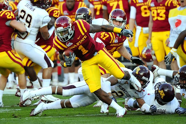 The former juco transfer was named Big 12 Defensive Newcomer of the Year last season after notching 88 tackles and five interceptions.