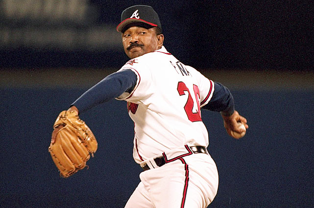 The Braves had just climbed into a back-and-forth battle with the Dodgers for the NL West when they acquired Pena from the Mets on Aug. 28. Pena pitched poorly in his first game for the Braves, but then allowed just two more runs to score on his watch over his final 14 appearances, earning two wins and 11 saves along the way. According to WXRL, Pena's 19 1/3 innings for the Braves alone made him the 12th most valuable reliever in the league for the season, worth two wins in a division race the Braves won by one game. Unfortunately, he's best remembered as the losing pitcher in the epic seventh game of that year's World Series.