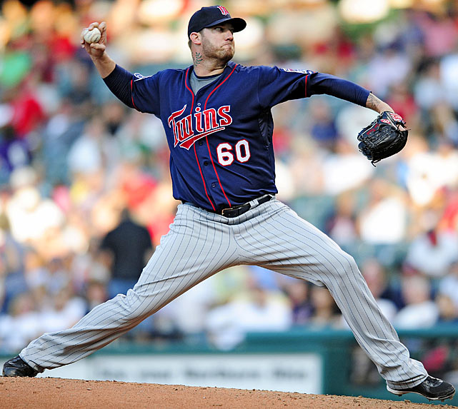 The Twins went 22-12 after acquiring Rauch from the Diamondbacks on Aug. 28, closing a 4 1/2-game deficit in the AL Central that they erased entirely with a win over the Tigers in an epic, 12-inning one-game playoff. Along the way, Rauch went 5-1 with a 1.72 ERA and, according to Baseball Prospectus's win-expectancy based WXRL, was the fourth-most valuable Twins reliever for the entire season after just 15 2/3 innings pitched.