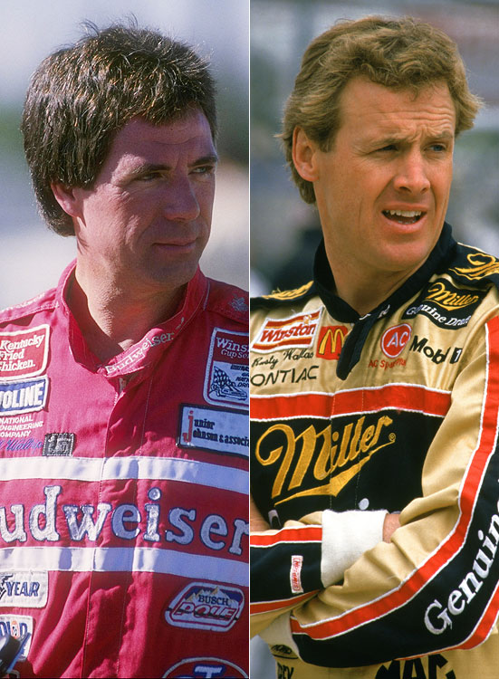 "Involving at least 25 people, the fight between Rusty Wallace and Darrell Waltrip was one of the most storied of 1980s NASCAR. When all was said and done, Waltrip famously said of Wallace's Winston victory, ""I hope he chokes on the $200,000, that's all I can tell him. He knocked the hell out of me."" (Send comments to siwriters@simail.com.)"