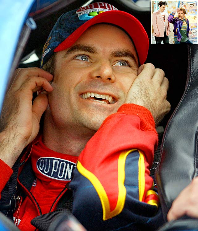 The sport's popularity peaked about the time four-time champ Jeff Gordon launched himself into pop culture history, becoming the first stock car driver to appear on NBC's legendary late-night show. The self-deprecating skits made Gordon and NASCAR seem like a bunch of rednecks -- but having its biggest driver on comedy's grandest stage rubber-stamped the sport as an accepted national phenomenon.