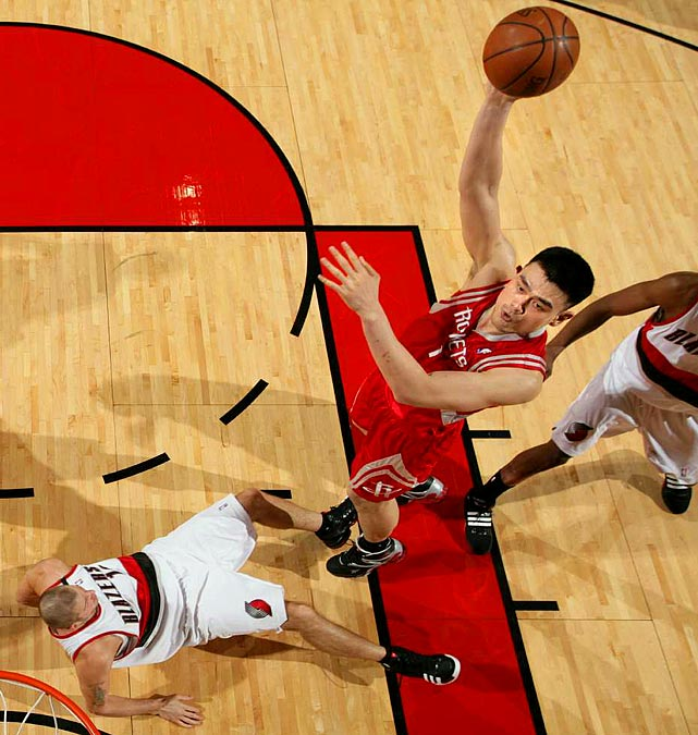 The first order of business for Yao Ming is to play a full, healthy season after missing 2009-2010 with a foot injury. The Rockets put him on a minutes limit to begin the 2010-11 season.