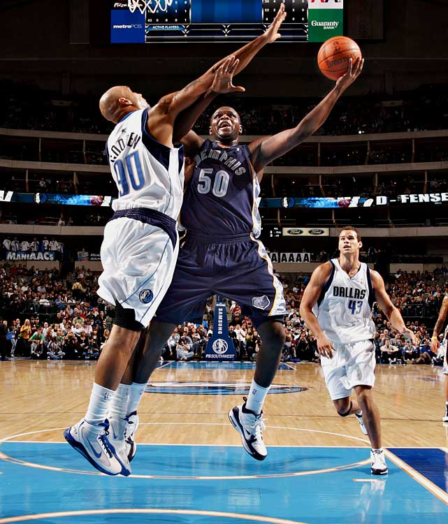 Zach Randolph's first season went so well in Memphis -- he was a first-time All-Star in 2009-2010, led the Grizzlies to a surprising 40-42 record and seemed to shed his malcontent reputation -- that he was hoping to sign an extension on top of his $17.3 million salary for this season. But that new deal hasn't happened yet.